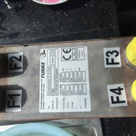 进口Funke风凯换热器/换热板片 0024 HP08-81-1-NH