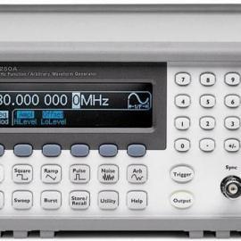 租售33250A安捷伦_33250A函数发生器80MHz