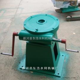 东浩水利 批量生产 5t手动启闭机 QL-SD手电启闭机
