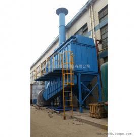 铸造厂用侧插扁布袋滤筒除尘器脉冲除尘