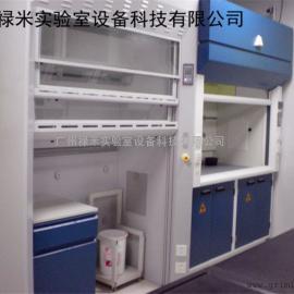 实验室全钢通风柜 耐酸碱通风橱 化验室排毒柜 排风设备