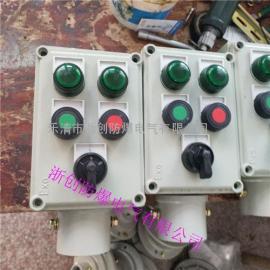 D2K2G防爆操作柱/�X合金防爆�h程控制箱