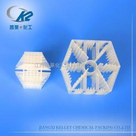 塑料兰帕克环 兰帕克八角塔填料 塑料八角环