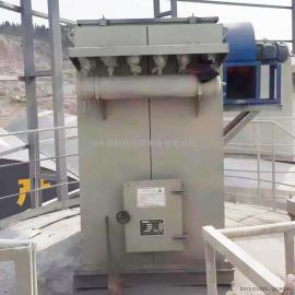 水泥库顶脉冲除尘器 仓顶单机布袋除尘器 一台起批