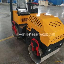 四川省1吨小型压路机 载人式压路机 液压震动压路机订购批发