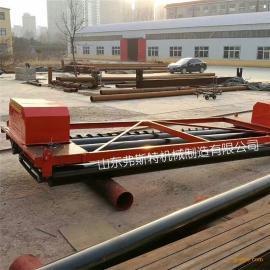 汕头市滚轴摊铺机 路面平整机 混凝土摊平机