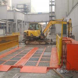 杭州建筑工地平板式加长JK-200型洗轮机