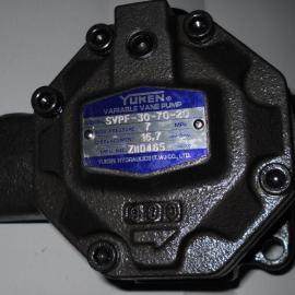 油研高压定量叶片泵S-PV2R4-184-F-RAA-41