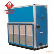 深圳立式暗装风柜 型号G-50LA八排管风柜 冷量478.2千瓦