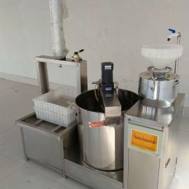 供应不锈钢多功能豆腐机小型豆腐机一机多用花生豆腐机提供技术