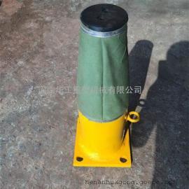 钢包车缓冲装置 HYD40-100液压缓冲器定做HYDD/HYGD型液压防撞块