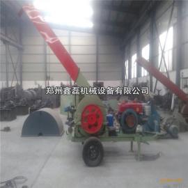 木材加工北京赛车 木材削片机 商用自动刨片机 盘式木材切片机