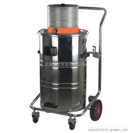 东莞工业厂房用气动吸尘器防爆车间用吸粉尘颗粒气源式吸尘器