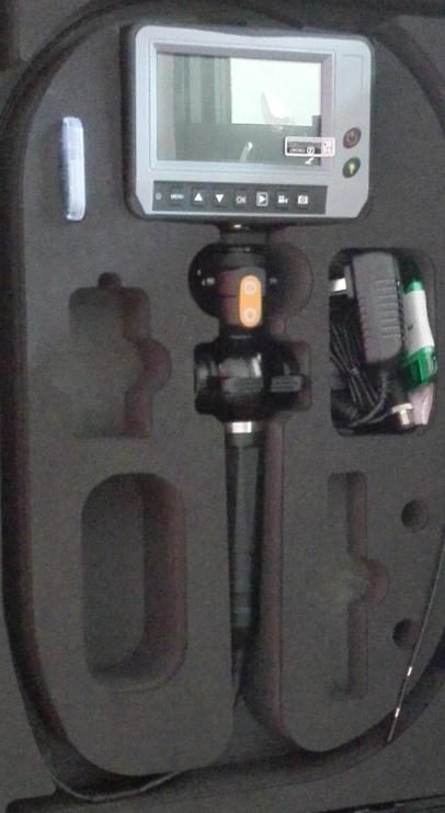 2.8mm工业内窥镜 四方向转向工业电子内窥镜