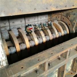金属双轴撕碎机行业加强生产量有方法