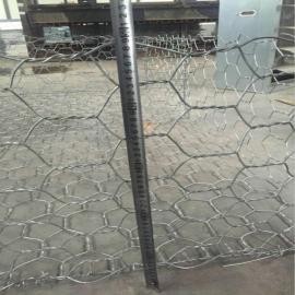 南宁河渠基坑石笼网-热镀锌格宾石笼生产厂家:坡面挂土工铁丝网