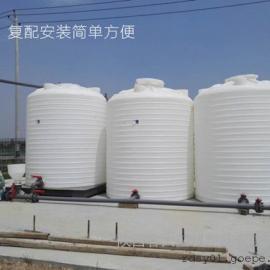 加厚大型滚塑产品 塑料PE水塔 防腐 耐酸碱 储水箱