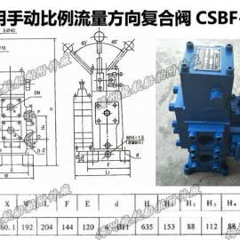 高品质船用手动比例流量阀CSBF-G32-M