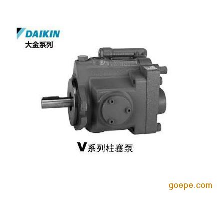 日本大金变量柱塞泵V23A4RX-30RC/V50SAJS-BRX-20