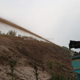 喷草机 绿化喷播机