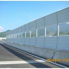 高铁隔音墙声屏障、铁路隔音声屏障、优质隔音板声屏障