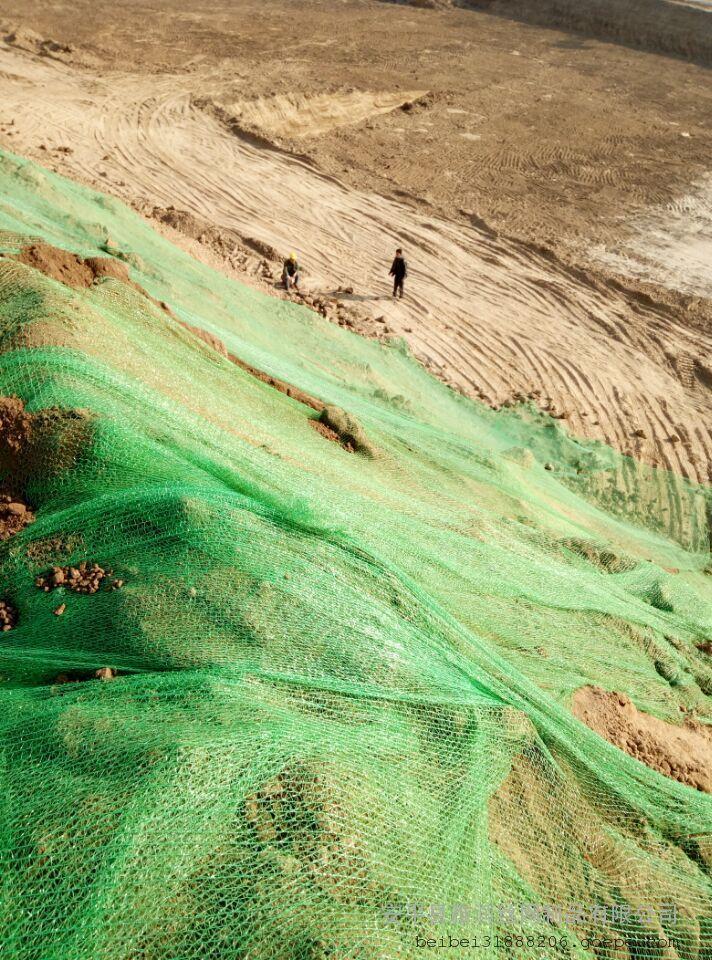 绿色防尘网三针盖土网六针防沙网工地盖土网