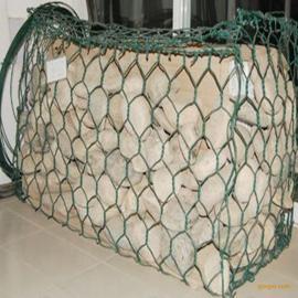 石笼网厂 专业生产石笼网 护坡石笼网垫