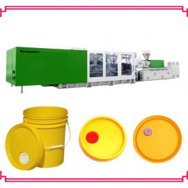 塑料机油桶生产设备 机油桶注塑机厂家