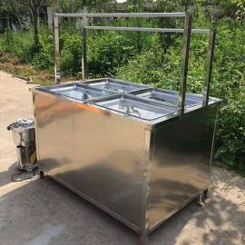 六盒腐竹机 电动蒸汽腐竹机