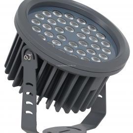 七彩DMX512控制LED投光灯