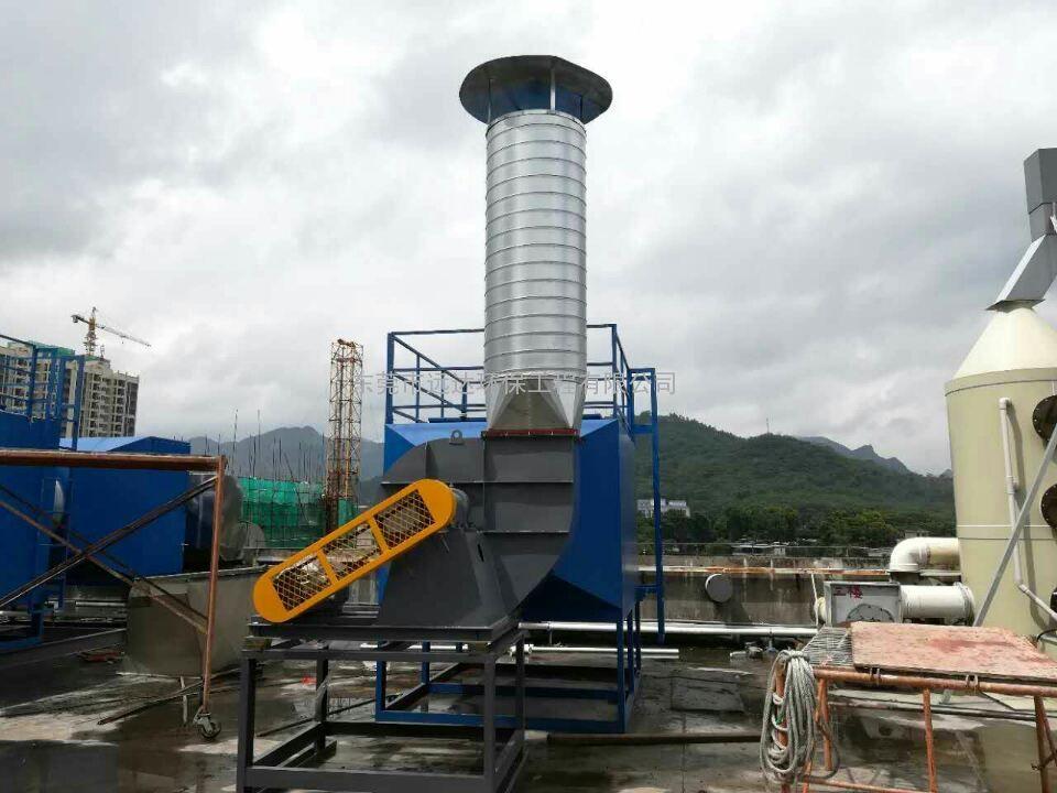 邵阳工业活性炭废气吸附器