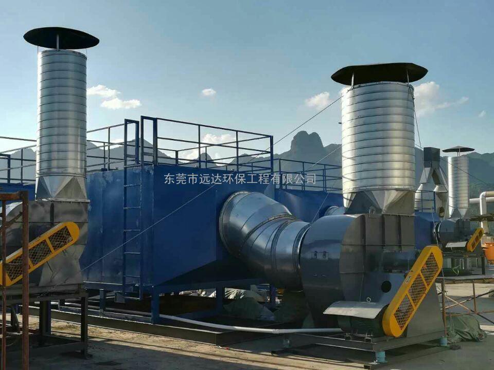 怀化工业废气吸附设备