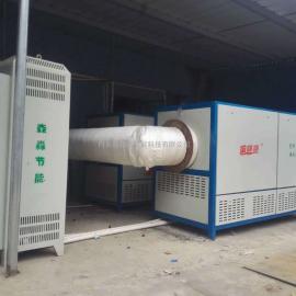 风干环保热风炉 免烧低温电磁热风炉-热风循环干燥炉智能操控