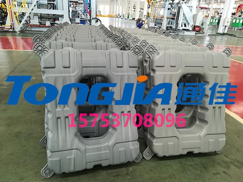 吹塑机浮桶浮体生产设备塑料吹塑成型设备