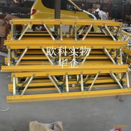 透水混凝土摊铺机小型路面整平机框架式桥面铺装振动梁