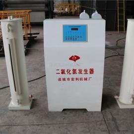 二氧化氯发生器 二氧化氯发生器 医院污水消毒处理设备