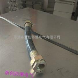 ExdIICGbIP65橡胶护套防爆软管