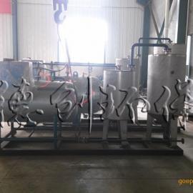 死猪死牛无害化处理设备 低温湿化机 保护色粉处理设备