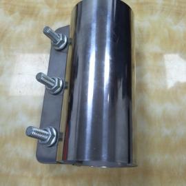 不锈钢接管器 管道管码 连接器 注塑供料系统硅胶管夹厂家直销