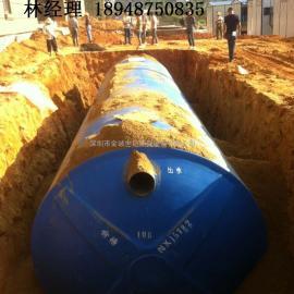 深圳玻璃钢化粪池厂家-陈13692208758