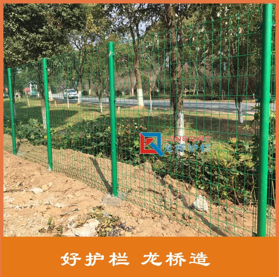 葡萄园护栏网 蔬菜基地护栏网 绿色铁丝网 实惠