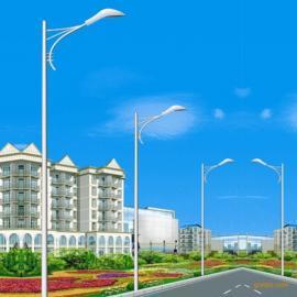 单臂太阳能路灯户外LED道路太阳能灯广场高杆灯LED路灯