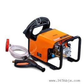 亿力洗车机YLQ7550G出水流量10L/min冲洗压力80公斤高压清洗机