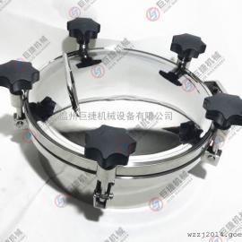 温州厂家直销YAA压力人孔 卫生级人孔 快开压力人孔 人孔盖