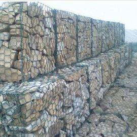 石笼网护岸,石笼网箱护岸,河道护岸石笼网