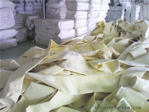 厂家直销纯PTFE除尘布袋耐高温耐强酸强碱