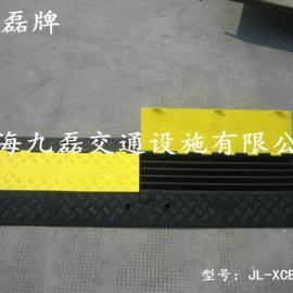 地面橡胶线槽过线桥,车间橡胶线槽过线桥,道路橡胶线槽过线桥