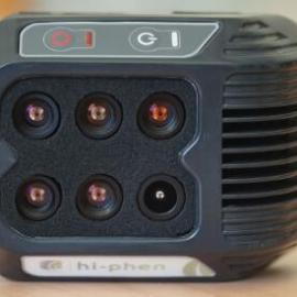 高分辨率多光谱相机