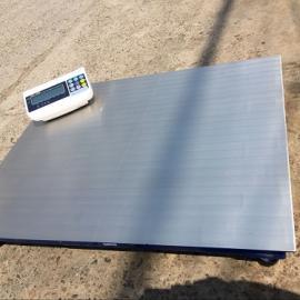 物流用0.8*1米3吨电子平台秤厂家
