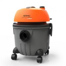 亿力YLW6238-15升塑料桶1200W吸力干湿两用吸尘器